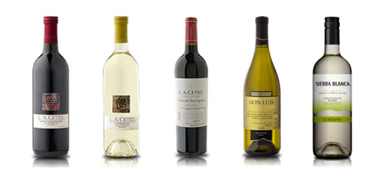 L.A. Cetto Wines - Founded in 1975 in Valle de Guadalupe