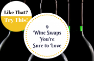 wine alternatives, wine suggestions