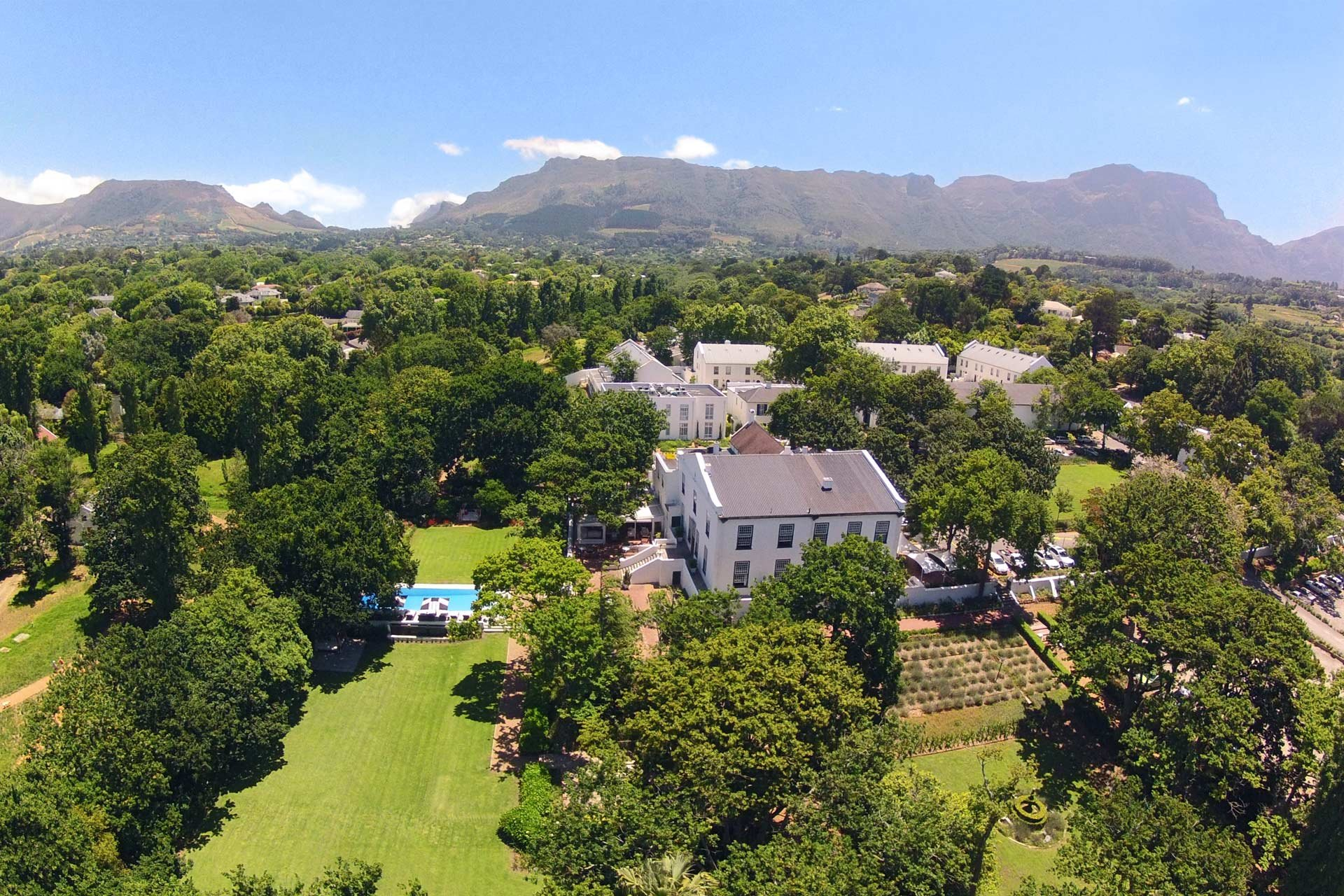 Alphen Boutique Hotel South Africa