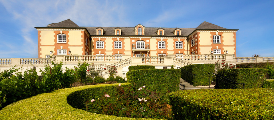 Domaine Carneros - Napa-Ca-Wine Geographic Review