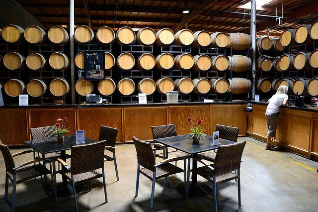 Callaway Vineyard and Winery In Temecula