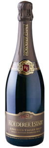 Roederer Estate Brut - Champagne & Sparkling Non-Vintage by Roederer Estate from North Coast, California. Roederer Estate Brut, the first California sparkling wine produced by Champagne Louis Roederer, builds upon a 200-year tradition