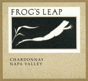 Frogs Leap Chardonnay Napa Valley