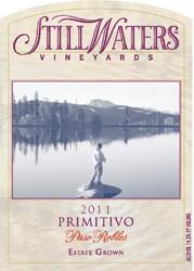 Still Waters 2011 Estate Grown Primitivo (Paso Robles) - redwine - $38 Zinfandel 92pts