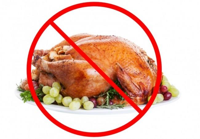no turkey Thanksgiving