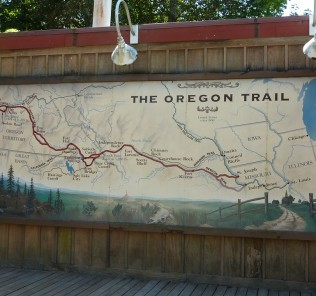 Oregon Trail wine, Oregon wine