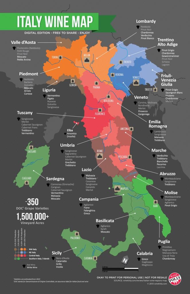 Italy-Wine-Map