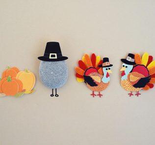 Thanksgiving turkey, Thanksgiving cartoon