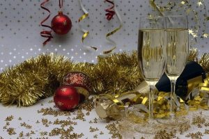 Christmas wines by Mario Luna