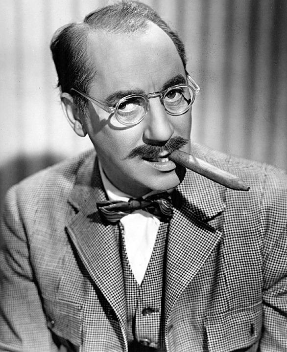Groucho Marx, wine quotes