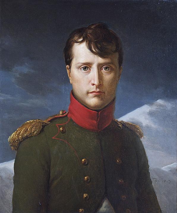 Napoleon Bonaparte, wine quotes