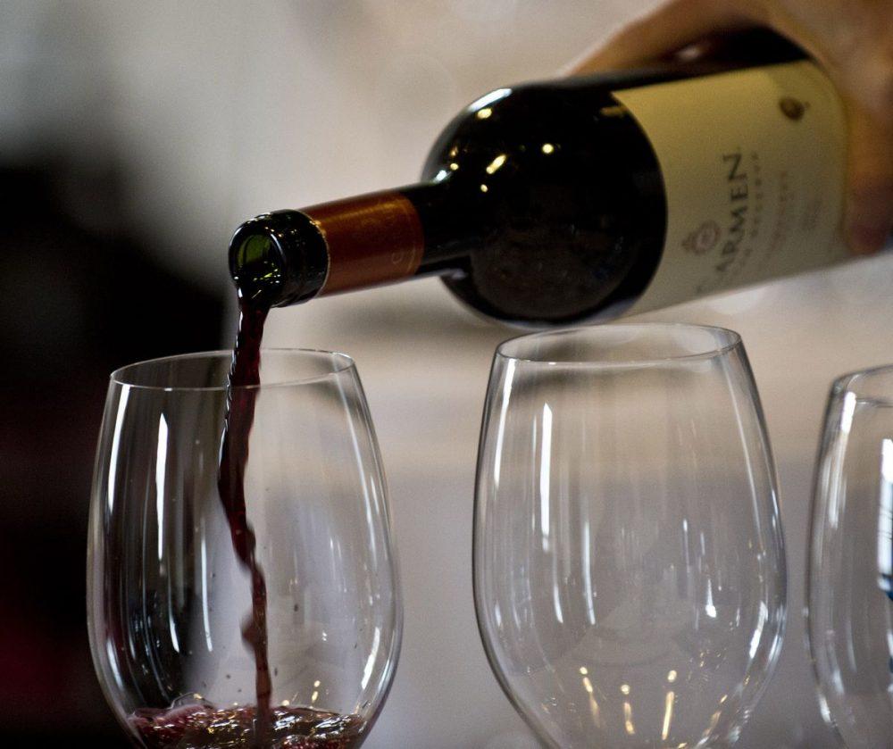 Carmenere wine Chile