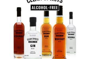 alcohol-free spirits